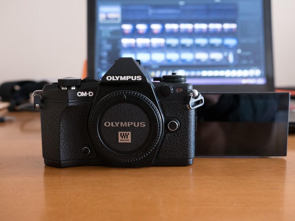 olympus omd em5 2 review