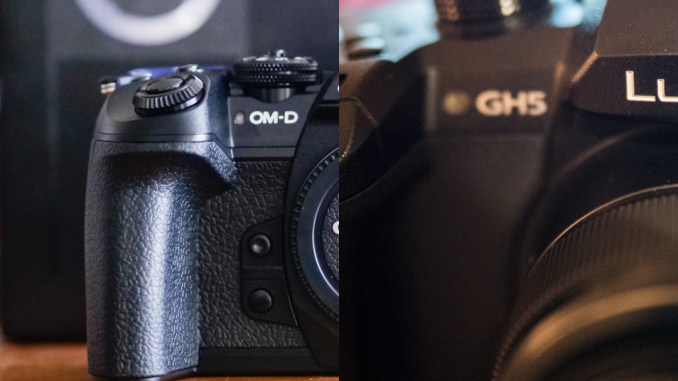 Olympus OMD EM1 mark II vs Panasonic GH5 for Photography