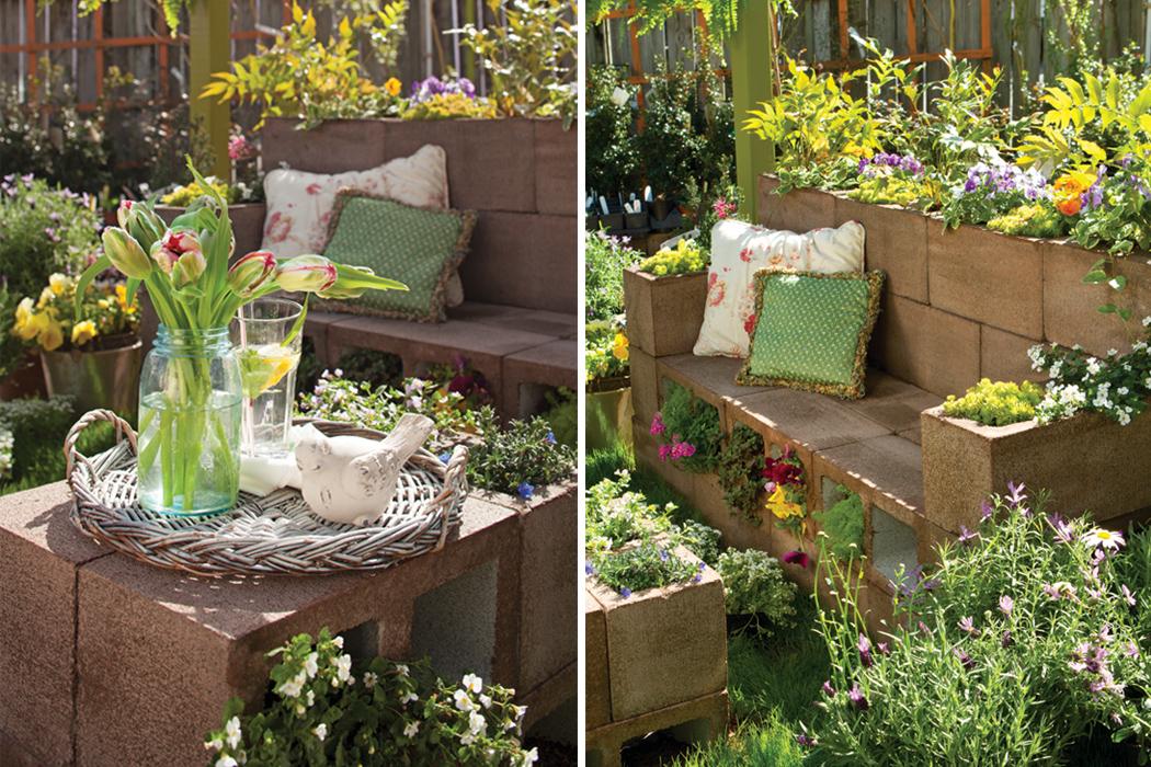 Turn Your Junk Into Garden Art