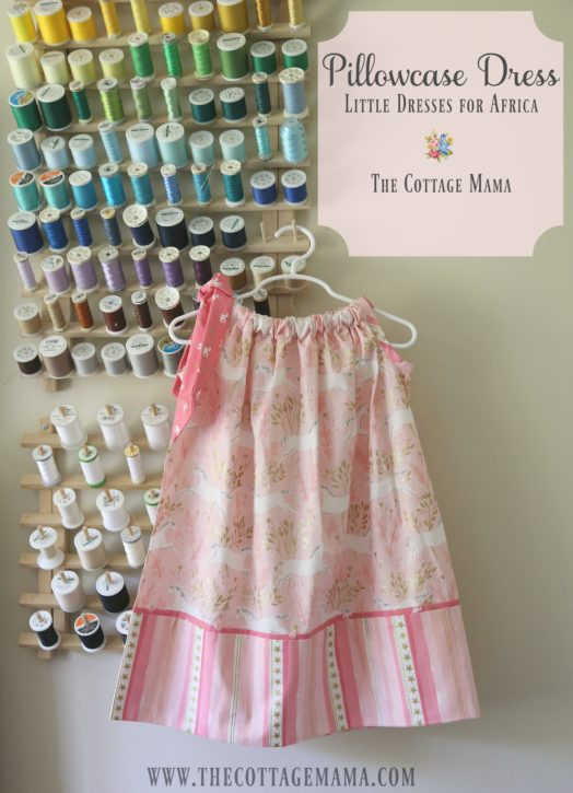 another pillowcase dress for africa