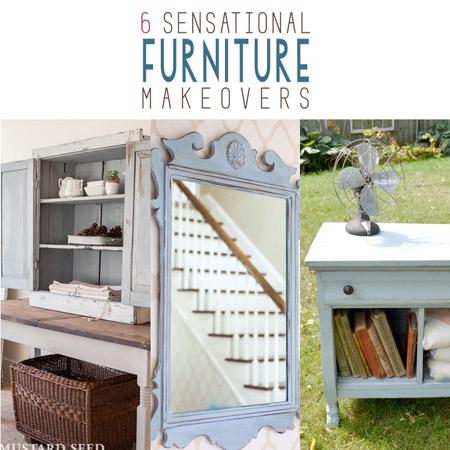 6 Sensational Furniture Makeovers