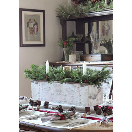8 Easy DIY Christmas Centerpieces