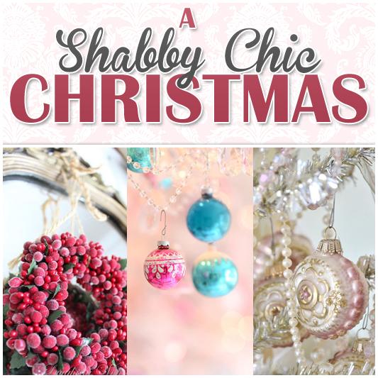 A Shabby Chic Christmas