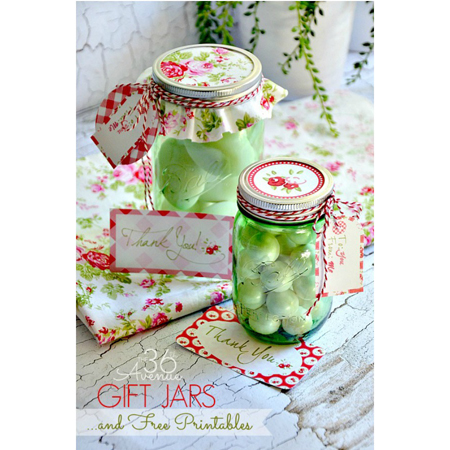 Adorable Easter Mason Jar DIY Projects