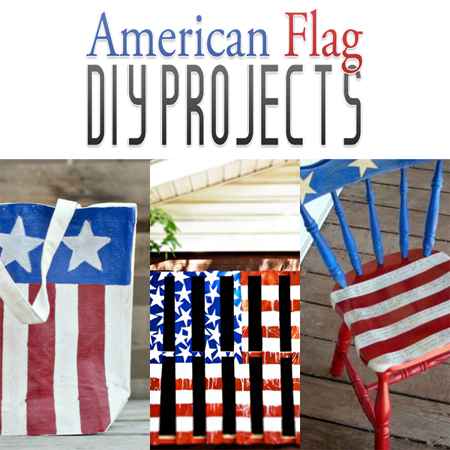 American Flag DIY Projects