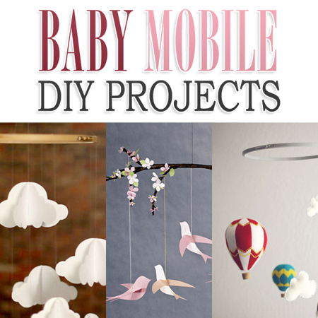 Baby Mobile DIY Projects