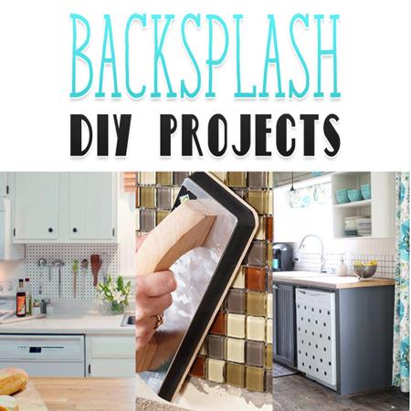 Backsplash DIY Projects