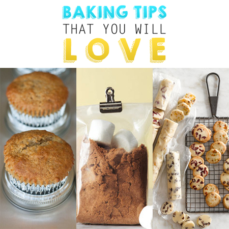 Baking Tips You Will Love