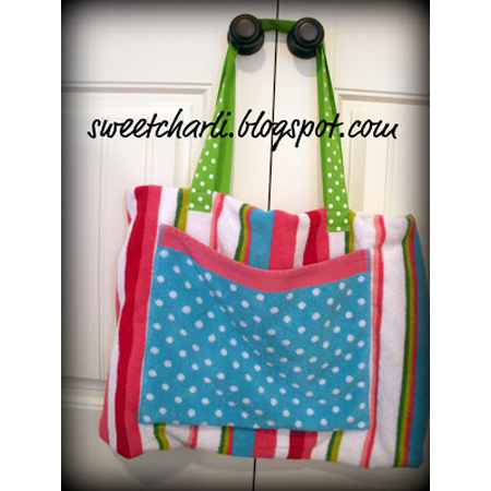 Beach Bag DIY Projects Part One