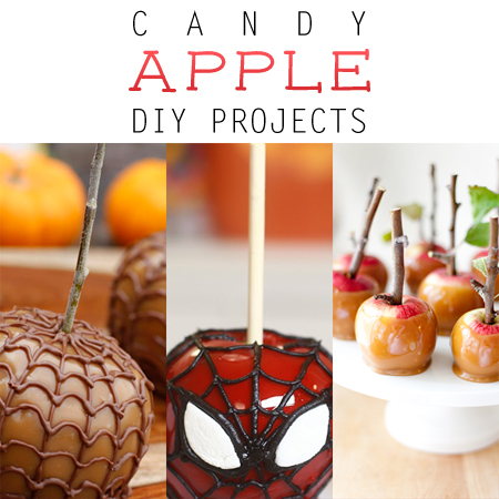Candy Apple DIY Projects