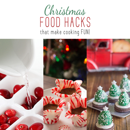 Christmas Food Hacks /// That Make Cooking Fun!