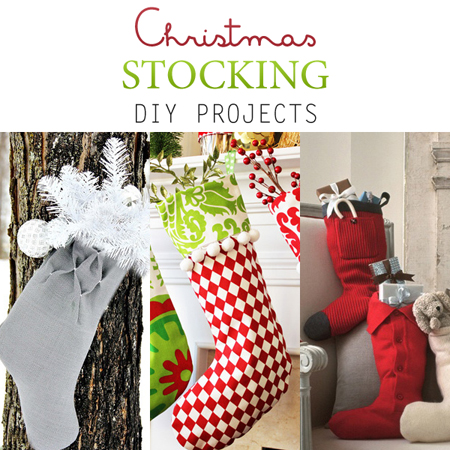 Christmas Stocking DIY Projects