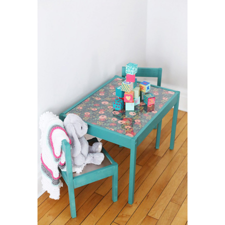 Do it Yourself Table Top Makeovers