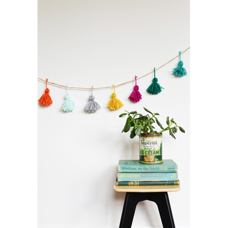 Do It Yourself Tassel Home Deocr