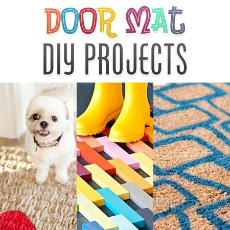 Door Mat DIY Projects
