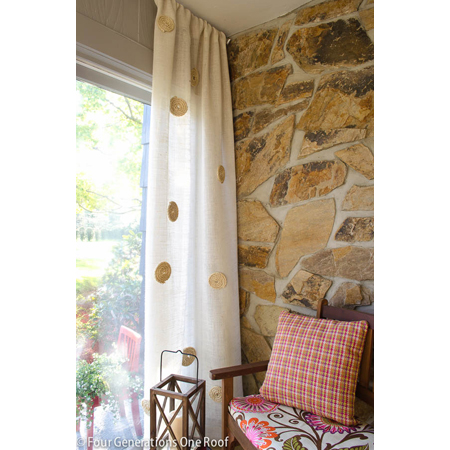 Drapes & Curtains: DIY Project 1