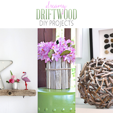 Dreamy Driftwood DIY Projects