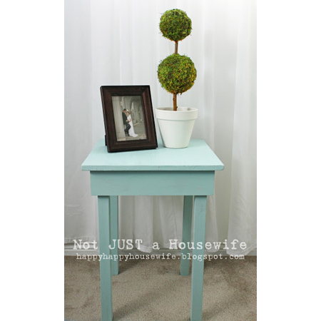 End Table DIY Project 10