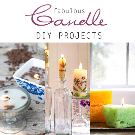 Fabulous Candle DIY Projects