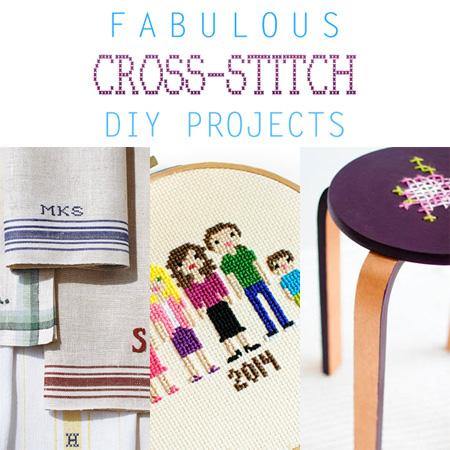 Fabulous Cross-Stitch DIY Projects