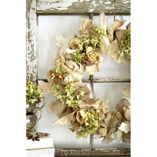 Fabulous Farmhouse Style DIY Wreaths