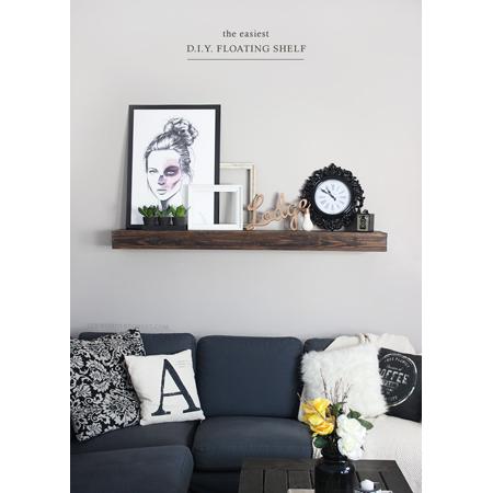 Fabulous Floating Shelf Projects