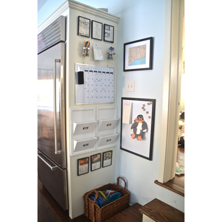 Family Command Center DIY Projects
