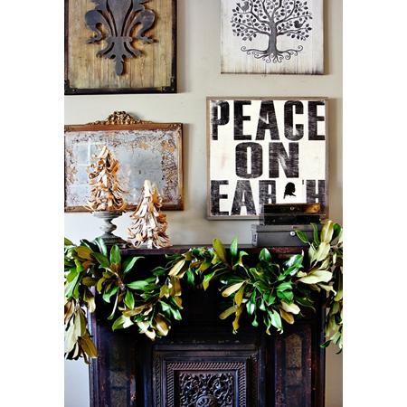 Farmhouse Christmas Decoration Ideas and DIYs