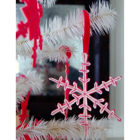 Felt Christmas Ornament DIY Projects