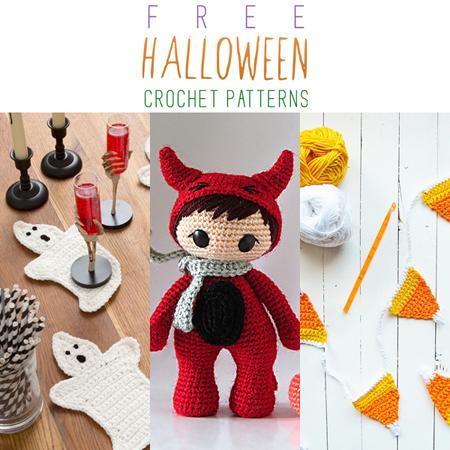 Free Halloween Crochet Patterns