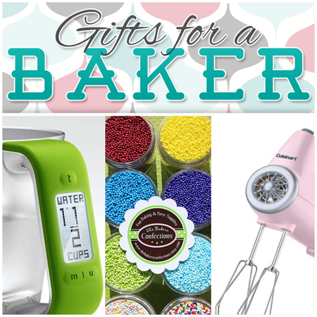 Gifts for a Baker