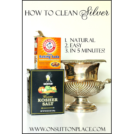 Green Cleaning Recipe 1