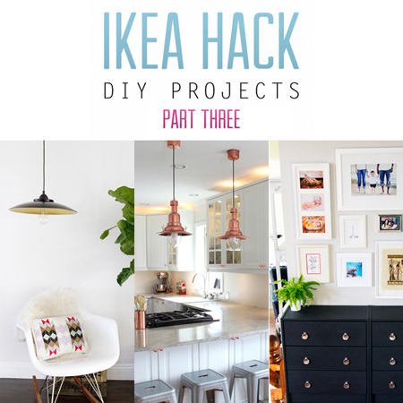 Ikea Hack DIY Projects Part Three