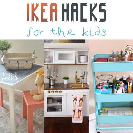 Ikea Hacks for the Kids