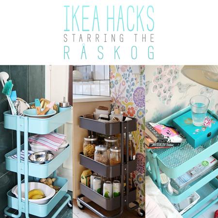 Ikea Hacks starring the Råskog