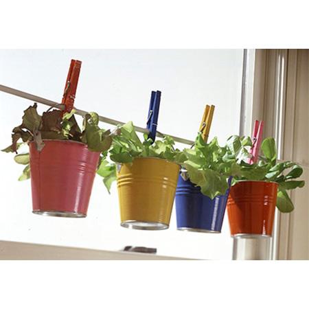 Indoor Hanging Planter DIY Project 14