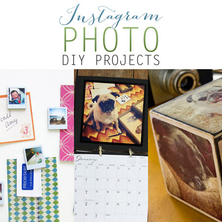 Instagram Photo DIY Projects