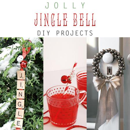 Jolly Jingle Bell DIY Projects