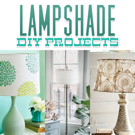 Lampshade DIY Projects