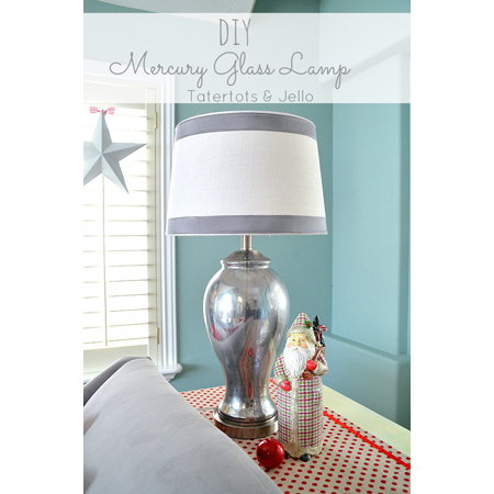 Magical Mercury Glass DIY Projects