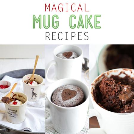 Magical Mug Cake Recipes