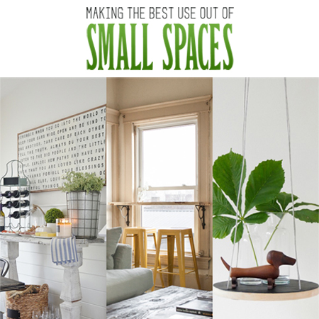 Making the Best Use Out of Small Spaces