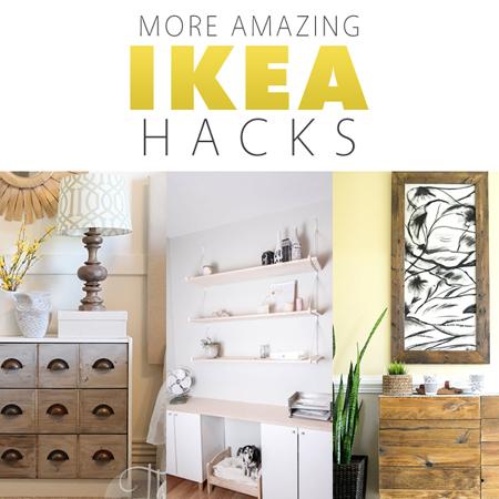 More Amazing IKEA Hacks