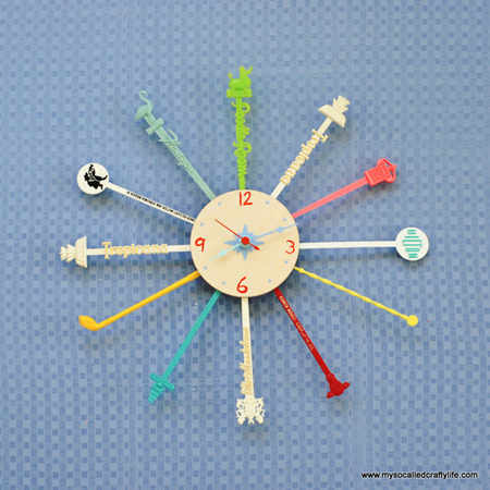 More Clever Clock DIY Projects