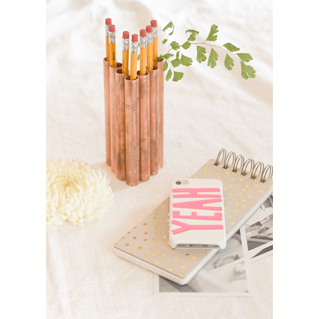 More Home Decor Copper DIY Projects