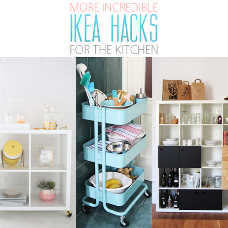 More Incredible Ikea Hacks for the Kitchen