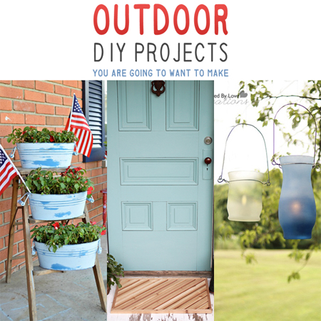 Outdoor DIY Projects You are Going to Want to Make