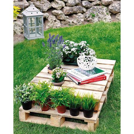 Outdoor Pallet DIY Project 2