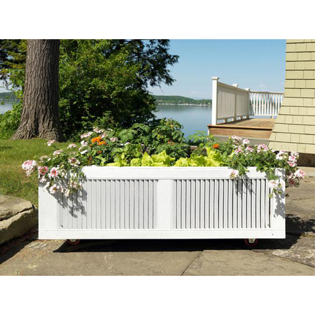 Pallet Garden DIY Project 5