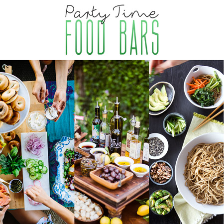 Party Time Food Bars